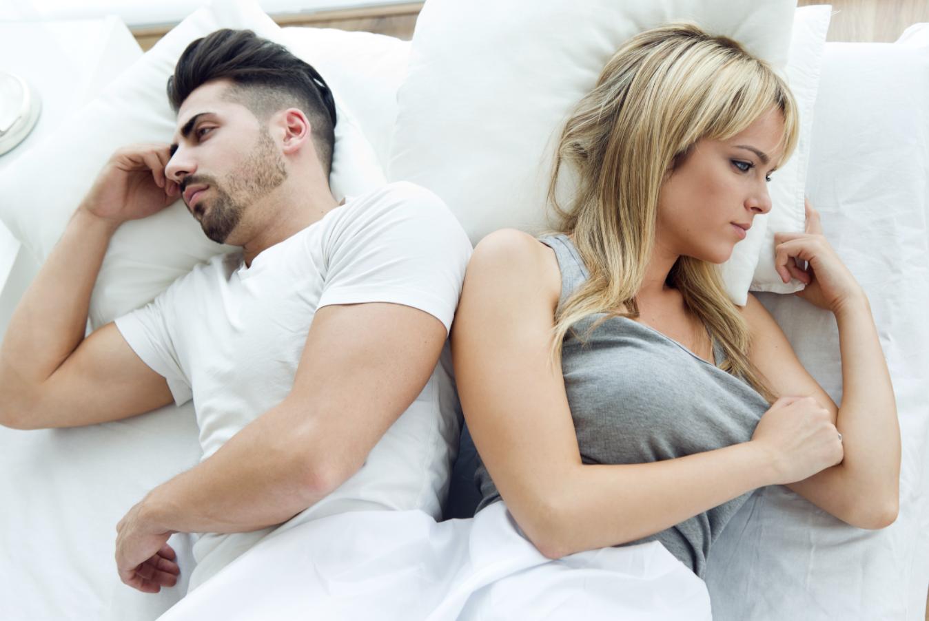 Ненависть к мужу: откуда она берется?