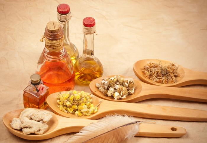 Аюрведические травы и масла
