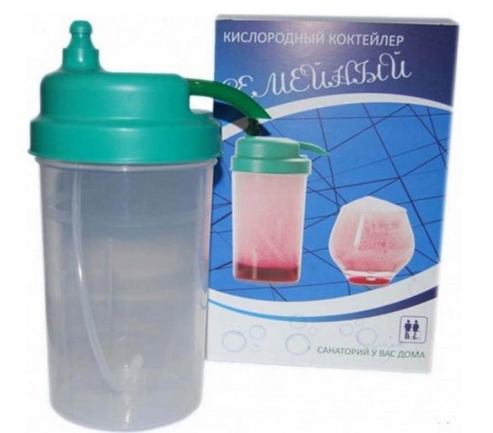 аппарат для кислородного коктейля в домашних условиях